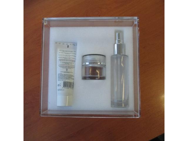 coffret cristal cosmétique