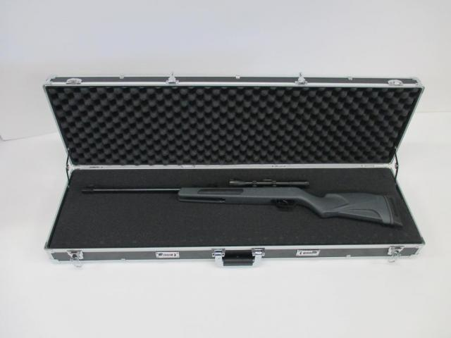 malette pour arme de précision