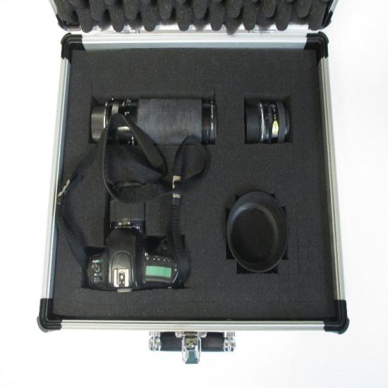 valise de photographe